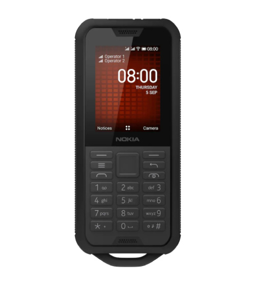Nokia 800 Tough mobiltelefon